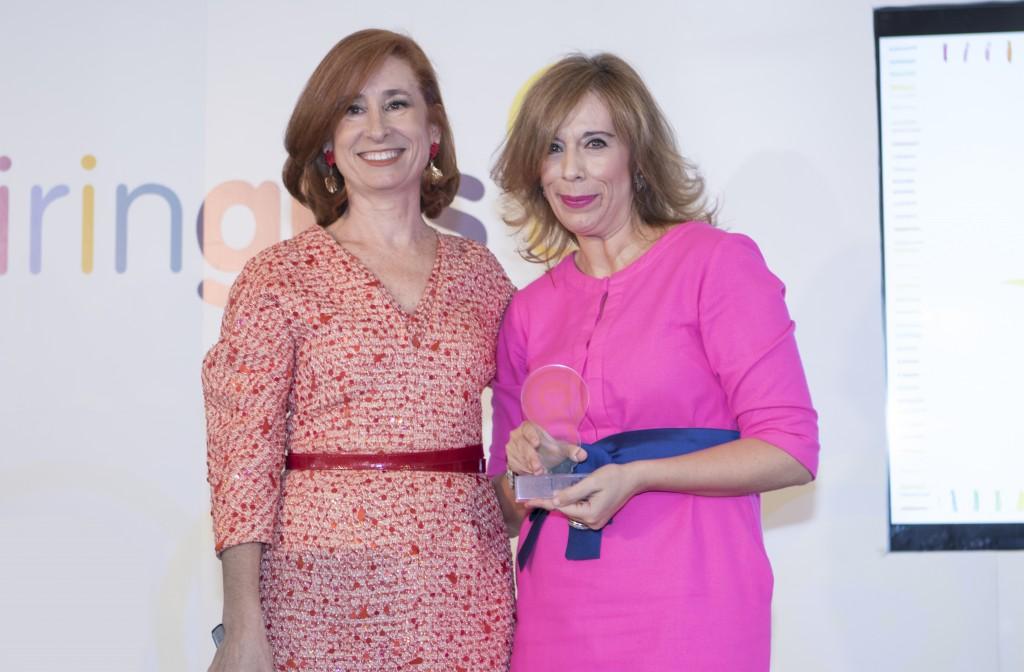 Marta Pérez y Maria Eizaguirre