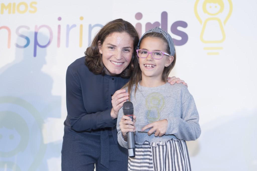 Nathalie Picqot y Valeria Corrales