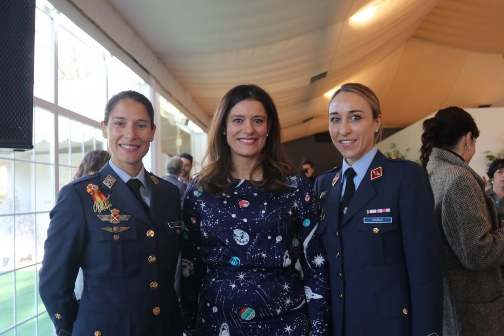 Premiadas y Miriam González