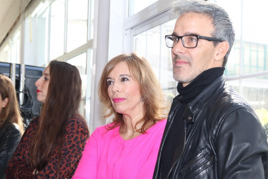 Maria Eizaguirre y David Calle