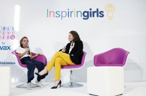 Diálogo entre Valeria Corrales y Nathalie